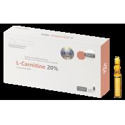 Fiole pentru mezoterapie L Carnitina 20%