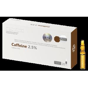 Fiola Cofeina Simildiet 2.5% cutie 20 x 2ml