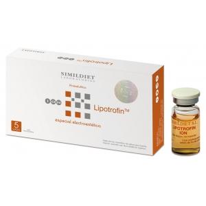 Lipotrofin ION Anticelulitic 5x10ml