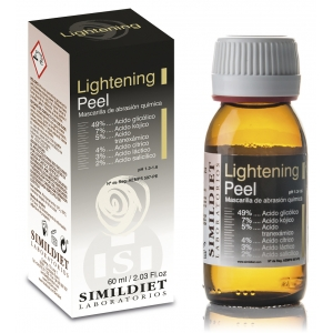 Peeling chimic Lightening peel