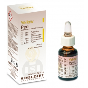 Peeling chimic Yellow Peel PETE 15 ml.